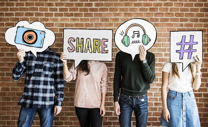 Conception graphique pour les médias numériques: captivez votre public en ligne